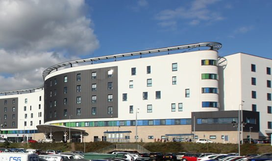 NHS professionals across Fife obtain crucial data via TrakCare