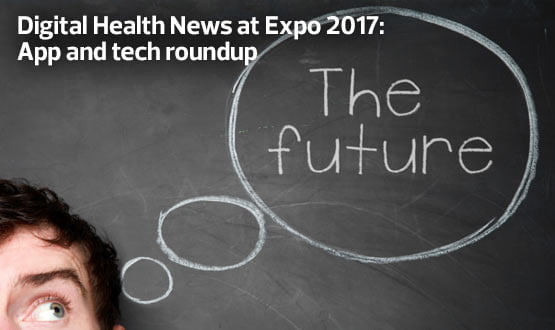 AI, self-care apps and tech, e-referrals: the vision of the future at Expo