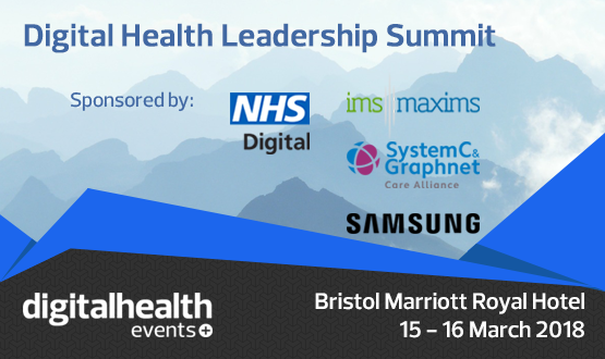 Digital Health Leadership Summit 2018