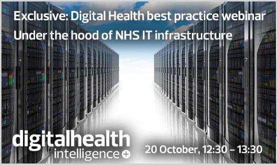 Under the hood of NHS IT infrastructure – Webinar