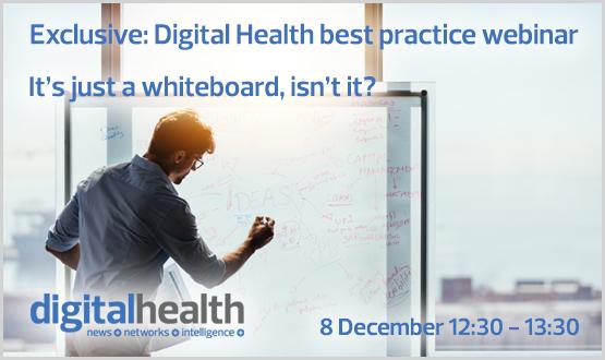 It's just a whiteboard, isn't it? – Webinar