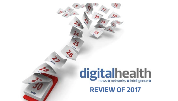 Digital Health's review of the year, 2017