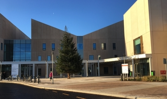 Dumfries and Galloway Royal Infirmary undergoes revamp