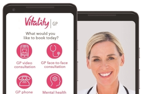 VitalityHealth launches GP app for customers