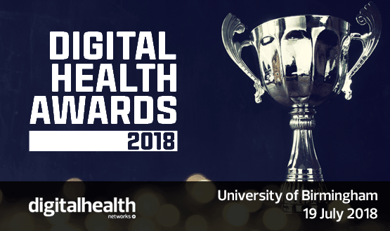 Digital Health Awards 2018: Winners revealed
