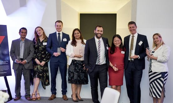 Innovations recognised at the fourth AXA Health Tech and You Awards