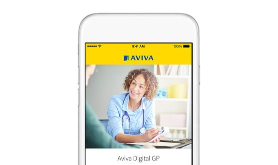 Aviva embraces digital age with GP app for corporate customers