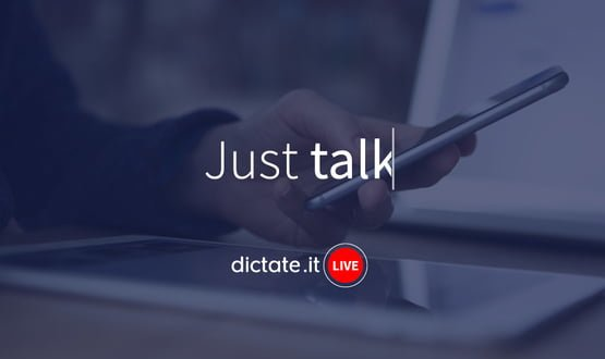Dictate IT Live taps deep learning for 'next-generation' clinical speech recognition