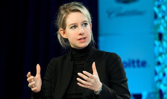 Theranos founder and former COO charged with criminal fraud