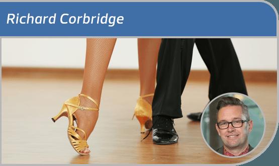 Richard Corbridge: Let's do the digital delivery dance