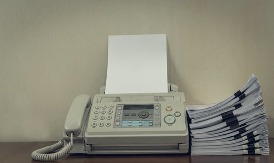 NHS hospitals accused of being 'stubbornly attached' to fax machines
