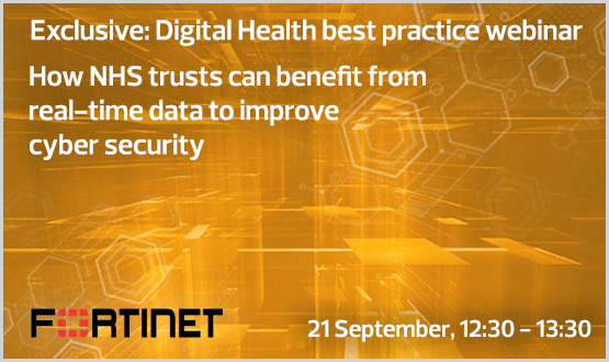 Webinar: How NHS trusts can benefit from real-time data to improve cyber security
