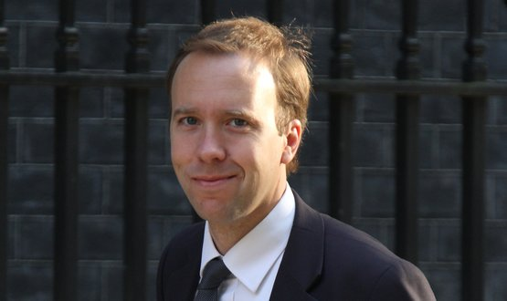 Matt Hancock announces new programme to help NHS trusts go digital