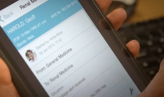 UH Bristol pushes 'WhatsApp-style' care co-ordination app to 1,000 clinicians