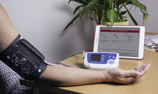 Leicestershire Partnership embraces telehealth for digital heart failure service