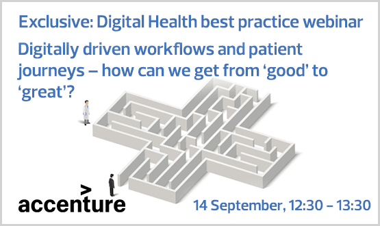 Webinar: Digitally driven workflows and patient journeys – how can we get from 'good' to 'great'?