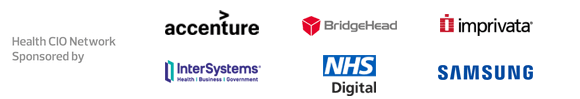 Health CIO Network Sponsors - Accenture, Bridgehead, Imprivata, InterSystems, NHS Digital, Samsung