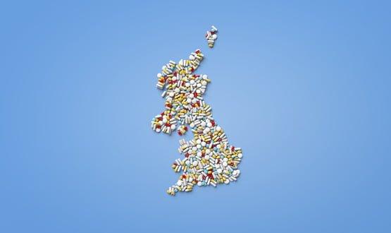 Antibiotics Map