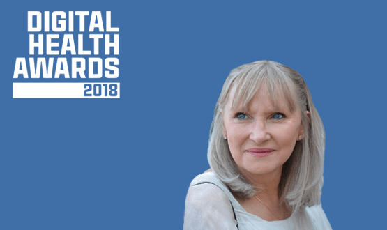 2018 Digital Health Award Winner Profile: Jackie Murphy