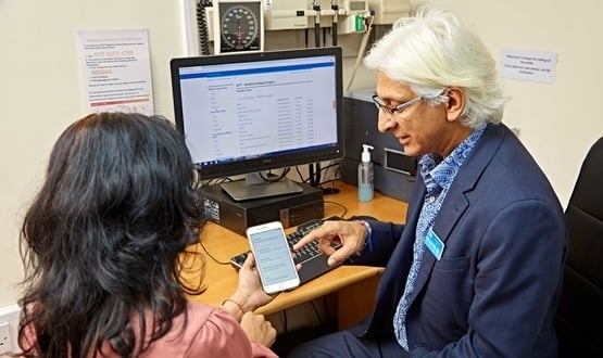 Clinical triage system cuts appointment wait time at London GP surgery