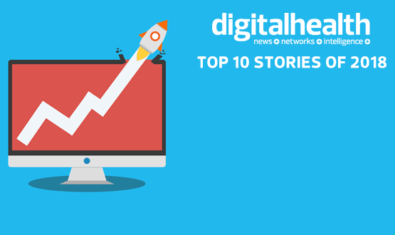 Digital Health's 2018 Review: Top 10 most read news stories