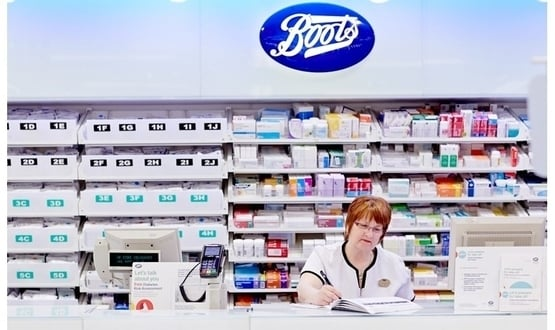 Boots launches free online NHS repeat prescription service