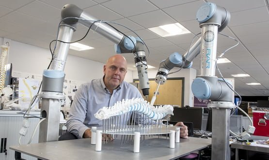 Robots to perform spinal surgery with greater accuracy