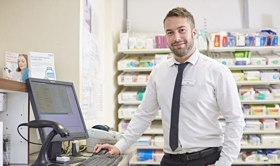 Pharmacy saves time thanks to e-monitoring system for prescriptions