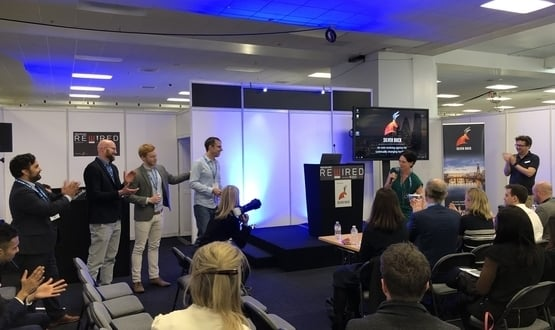 TestCard scoops win at first ever Digital Health Rewired Pitchfest