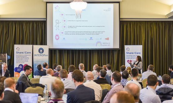 INTEROPen at Alder Hey event sparks discussion on sharing patient data