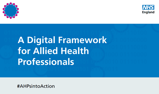 First digital framework for allied health professionals sets out three ambitions