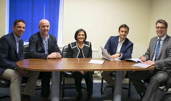 Royal National Orthopaedic Hospital signs contract for open data platform