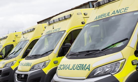 Northern Ambulance Alliances saves £1m using Civica fleet software