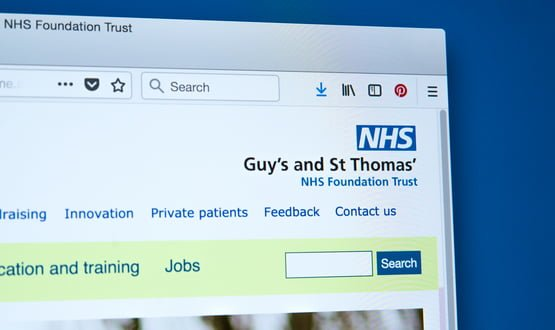 Guy's and St Thomas' NHS FT signs 10-year deal with Civica