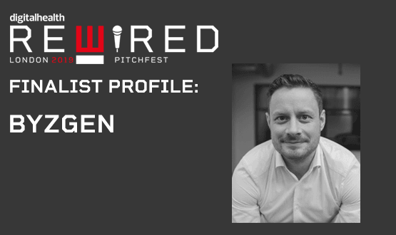 Digital Health Rewired Pitchfest 2019 finalist profile: ByzGen