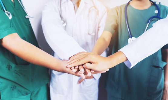 Collaboration instead of competition 'key for successful joined up care'