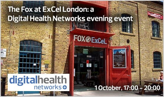 Digital Health Networks evening event in London
