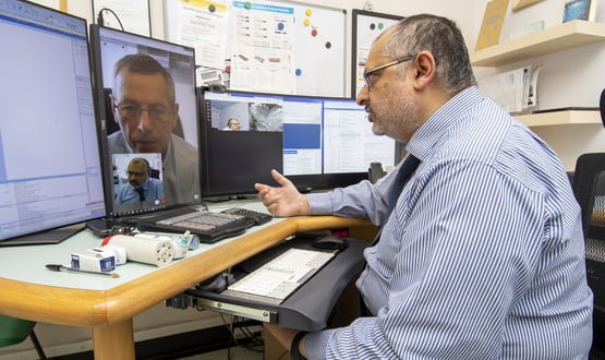 Newham CCG rolls out video consultations across 20 GP practices