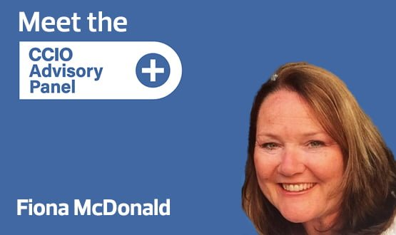 Meet the CCIO Advisory Panel: Fiona McDonald