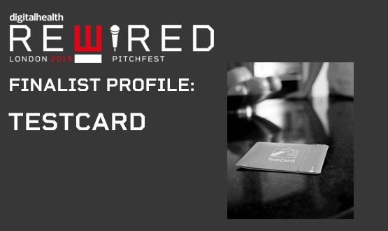Pitchfest Finalist Profile - Testcard