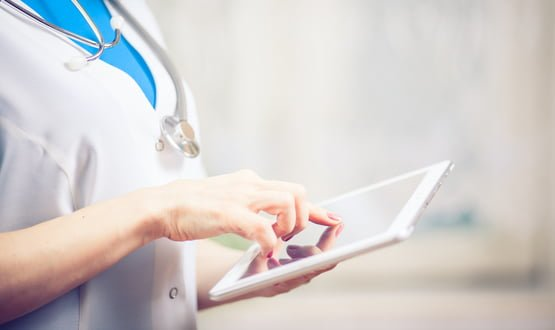 Investment in digital 'is a building block for world class GP services'