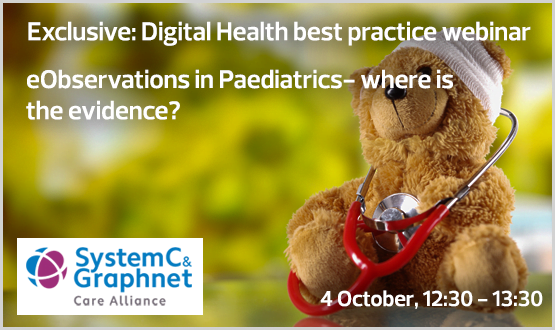 Webinar: eObservations in Paediatrics- where is the evidence?