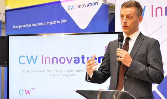 Chelsea and Westminster Hospital launches innovation programme