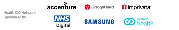 Health CIO Network: Sponsored by Accenture, Bridgehead, Imprivata, NHS Digital, Samsung and UKCloud Health