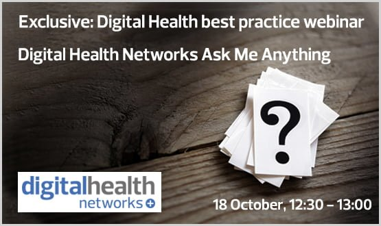 Webinar: Digital Health Networks Ask Me Anything