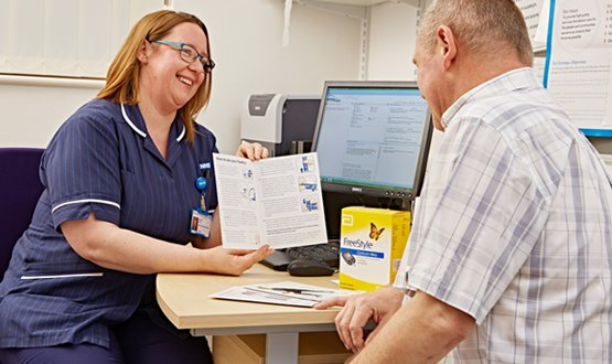 Reducing hospital referrals by 50% for diabetic patients in Liverpool