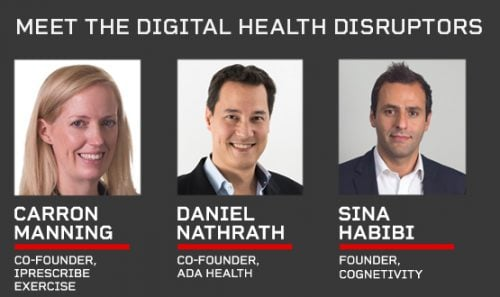Meet the Digital Health Disruptors