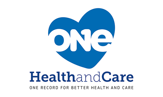 One Health and Care Logo