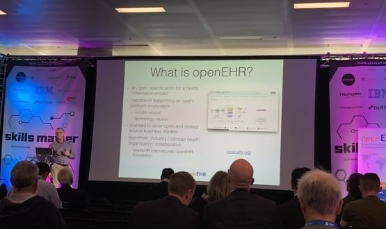 Healthcare professionals gather to discuss all things OpenEHR
