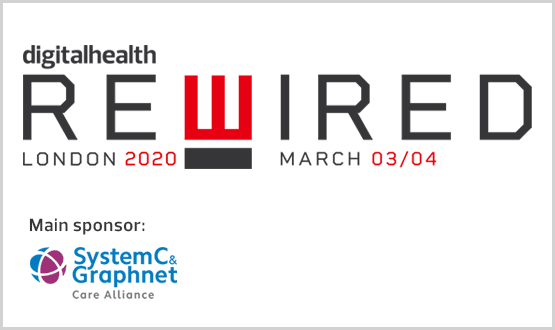System C and Graphnet Care Alliance to be headline sponsor for Rewired